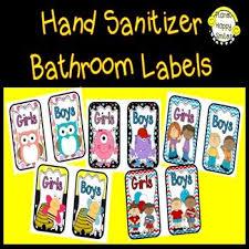 Bathroom Pass Ideas Enchanting Bathroom Pass Ideas With 17 Best Bathroom Passes Images