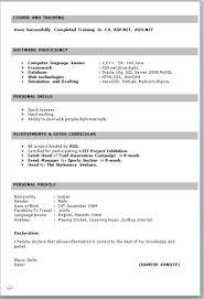 Download Resume Template For Word Download Resume Format Word Haadyaooverbayresort Com
