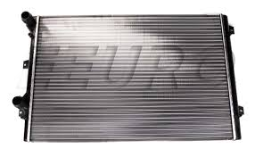 audi radiator audi volkswagen radiator behr 376774031 free shipping available