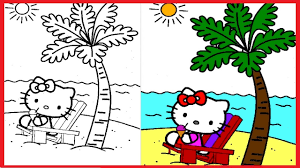 hello kitty coloring pages hellokitty colouring book colors