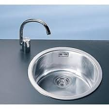 evier rond cuisine rond inox