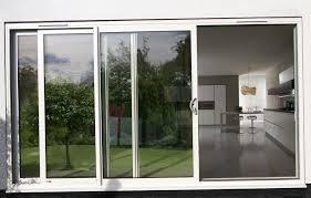 Patio Doors Uk Sliding Patio Doors Open Middle Home Design Ideas