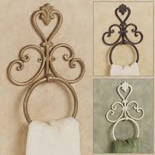 Bathroom Towel Hook Ideas Unique Towel Hooks With Vintage Mounted Towel Ring Design For