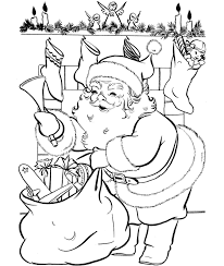 coloring stockings christmas free coloring pages christmas cat
