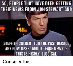 Jon Stewart Memes - so people that have been getting their news from jon stewart and
