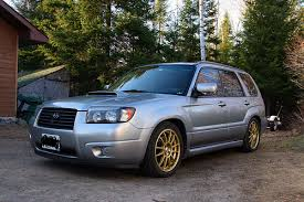 subaru forester lowered post your lowered wagons