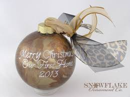 baby u0027s first christmas ornaments wedding ornaments custom