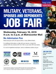 Military Job Descriptions For Resume by Military Veterans Spouses And Dependents Job Fair Jfp Mobile