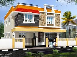 Residential Building Elevation by 3d Elevation Bracioroom