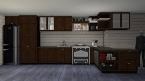 how to make a corner kitchen cabinet sims 4 minc7878 edserum kitchen new mesh by me created with