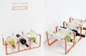 a homemade addiction 13 delightful diy wine rack ideas