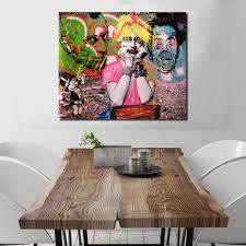 Graffiti Art Home Decor Compare Prices On Graffiti Yellow Online Shopping Buy Low Price