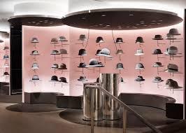 nendo overhauls womenswear and hat departments at seibu