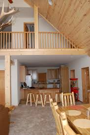modular home interior interior photo of chalet style modular home with tru vault ceiling