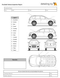 vehicle inspection report template vehicle inspection report template and vehicle inspection report