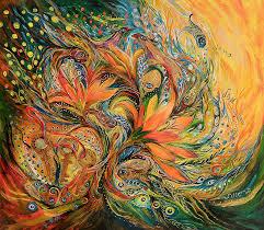 paint dream the dream painting by elena kotliarker