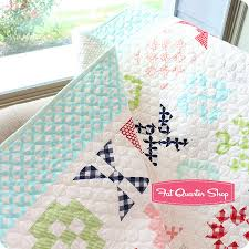 patchwork quilt along quilt kit featuring bonnie camille basics