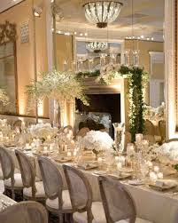 wedding tables a classic santa barbara wedding martha stewart weddings