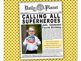 Superhero Invitation Card Disneyforever Hd Invtation Card Portal Part 5