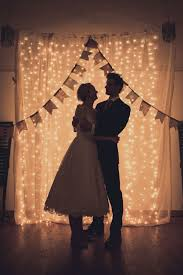wedding backdrop fairy lights wedding backdrop ideas with wow factor whimsical weddings