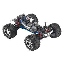 monster trucks nitro traxxas 49077 1 blue nitro t maxx 3 3 1 10 scale 4wd monster