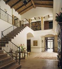 Colonial Interiors Entry Spanish Colonial With Moroccan Details Designed By Thomas