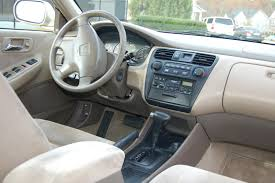 Honda Accord Interior India 2000 Honda Accord News Reviews Msrp Ratings With Amazing Images