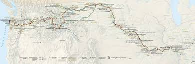 Lincoln Illinois Map by Lewis And Clark Trail Map Map Of Lewis And Clark Expedition In