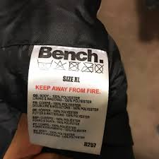 Bench Padded Jacket 77 Off Bench Other Bench Quilted Jacket Bench Men X Large