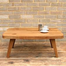 Solid Oak Coffee Table Solid Oak Coffee Table