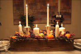 thanksgiving decorations cozy thanksgiving table with image along