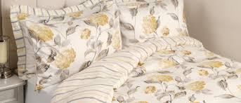 hydrangea camomile cotton duvet cover laura ashley