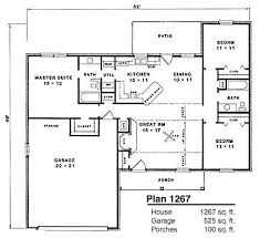 Cheap Floor Plans To Build 188 Best House Plans 1200 1300 Images On Pinterest Small House