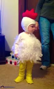 6 Month Baby Halloween Costumes 25 Baby Chicken Costume Ideas Funny Baby