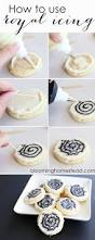 halloween cookies and how to use royal icing blooming homestead
