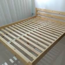 Seahorse Bed Frame New Seahorse Brand Solid Wood Size Bed Frame Home