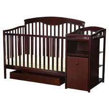 Changing Table Crib Crib Changing Table Combo Thereviewsquad