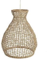 Woven Pendant Light Seagrass Pendant Light Lighting Ideas
