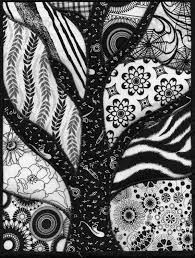 zentangle ramblings from elf u0027s quiltorium
