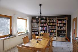 Living Dining Room Interior Design Bookcase And Bookshelf Ideas For Living Rooms