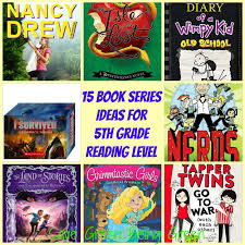 15 book series ideas for 5th grade reading level ar accelerated