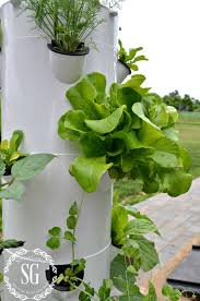 tower gardening fun nutritional and delicious stonegable