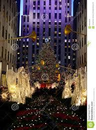 christmas in new york rockefeller center christmas tree
