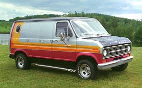1975 Ford Truck Colors - 1961 2013 ford econoline timeline truck trend