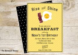 birthday brunch invitations breakfast invitation europe tripsleep co