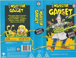inspector gadget image inspectorgadgetmonstermadnessvhs jpg inspector gadget