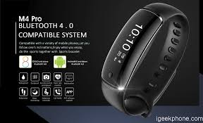 blood pressure bracelet review images Lynwo m4 pro review a blood pressure heart rate monitor smart jpg