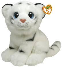 amazon ty wild wild india white tiger toys u0026 games