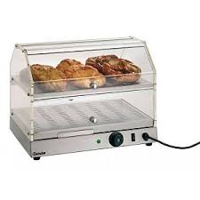 Catering Toaster Bartscher Heated Display Case 2 Levels Horecatraders Buy