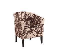 Linon Home Decor Products Inc Amazon Com Linon Simon Chair Udder Madness Kitchen U0026 Dining